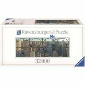 Ravensburger - Puzzle: New York City Window, 32.000 Teile