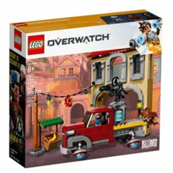 LEGO Overwatch - 75972 Dorado-Showdown