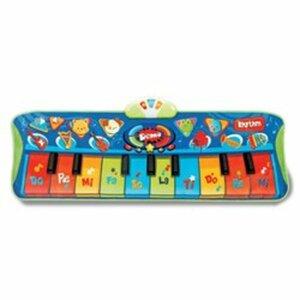 Big Steps - Junior Klaviermatte