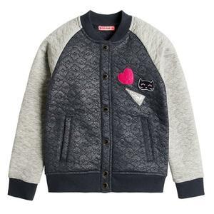 College Jacke für Mädchen