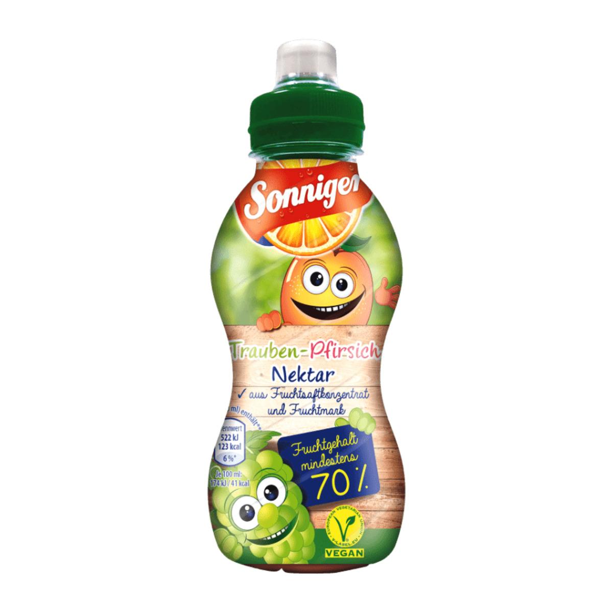 Bild 3 von SONNIGER     Mehrfrucht-Nektar