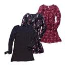 Bild 1 von UP2FASHION     Viskose Crepe-Kleid