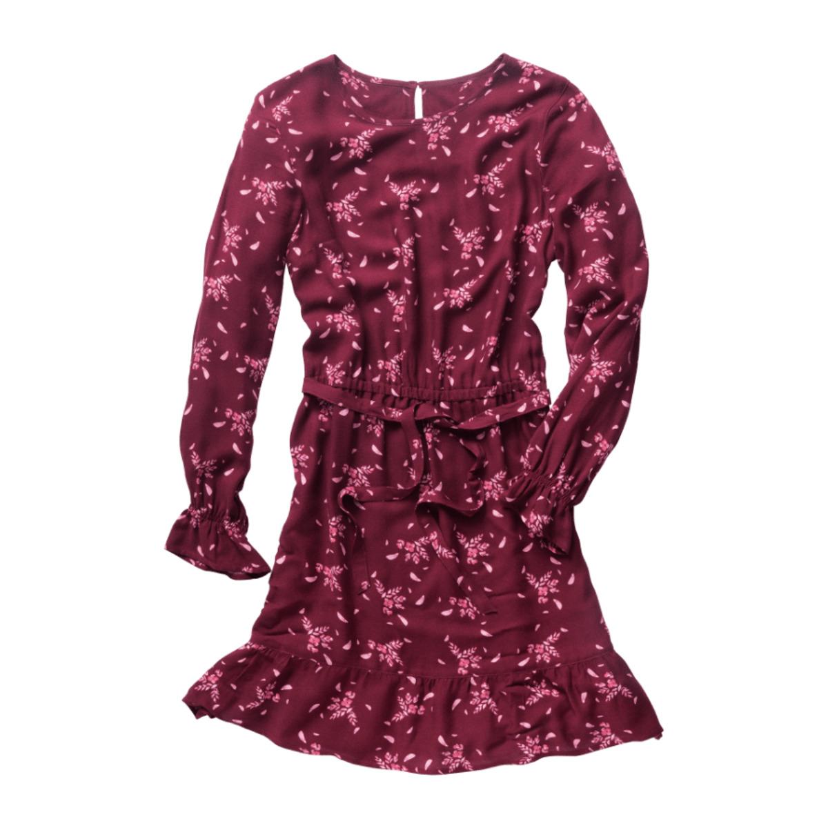 Bild 2 von UP2FASHION     Viskose Crepe-Kleid