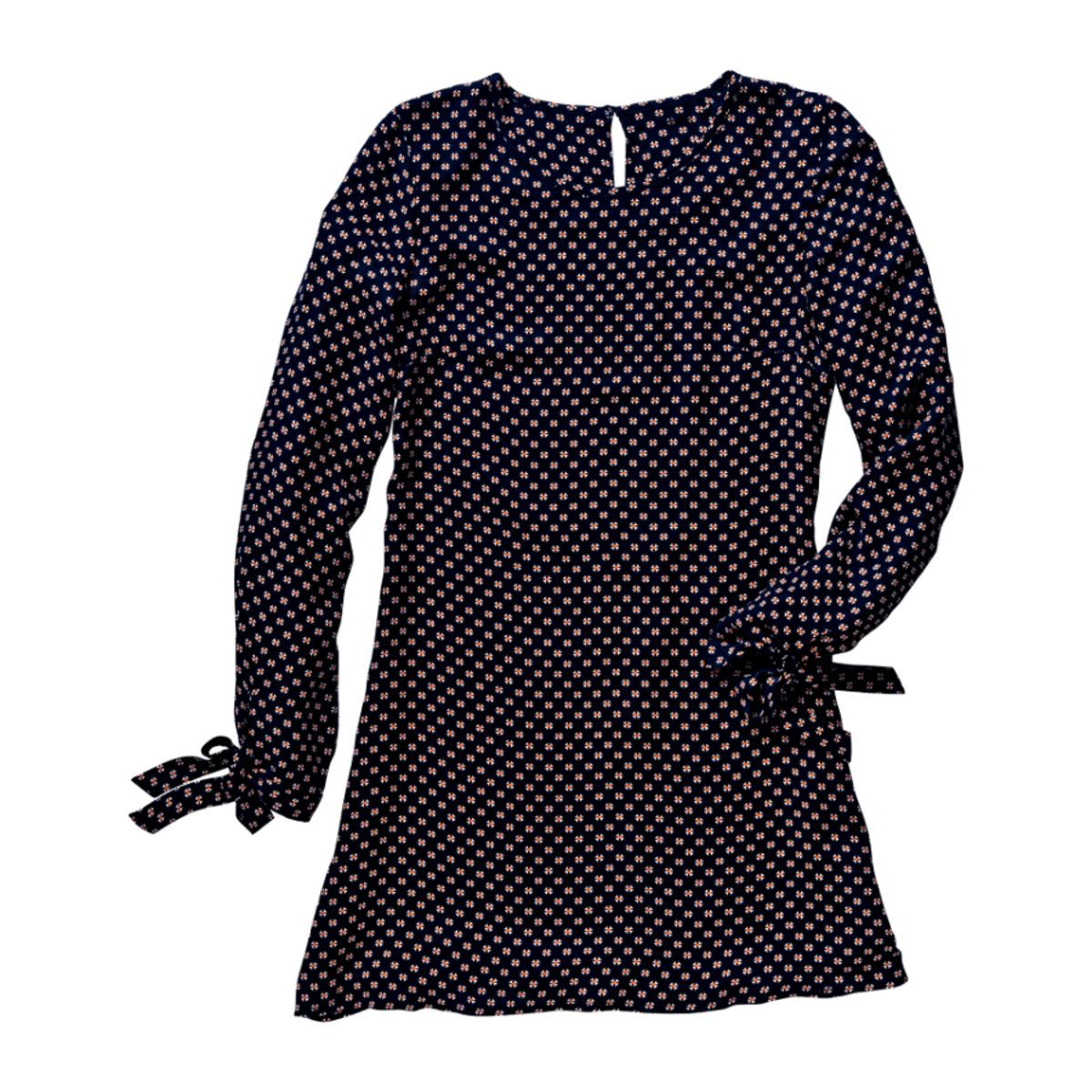 Bild 3 von UP2FASHION     Viskose Crepe-Kleid