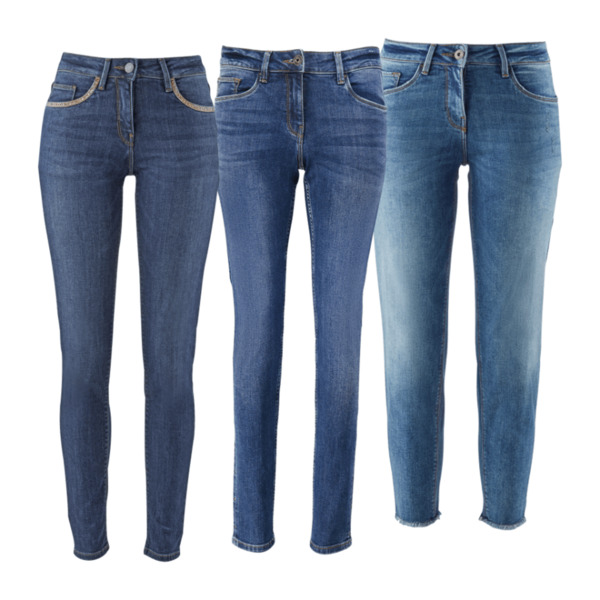 UP2FASHION     Stretchjeans