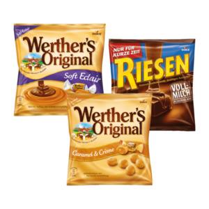 Werther's Original / Riesen Vollmilch