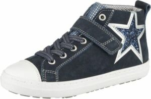 Sneakers HIGH SPACE blau Gr. 38 Mädchen Kinder