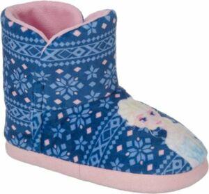 Disney Die Eiskönigin Hausschuhe blau Gr. 29 Mädchen Kinder