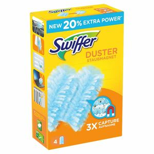 Swiffer Duster Staubmagnet 4 Tücher
