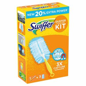 Swiffer Duster Staubmagnet Starter-Kit
