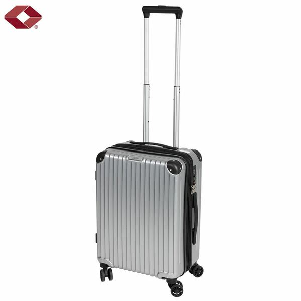 """Trolley 20"""" Business Line Silber"""