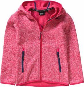 Strickfleecejacke pink Gr. 176 Mädchen Kinder