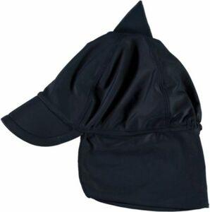 Sonnenhut NMMZANDO mit Nacken -und UV-Schutz dunkelblau Gr. 50-51 Jungen Kleinkinder