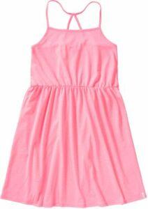 Kinder Jerseykleid pink Gr. 164 Mädchen Kinder
