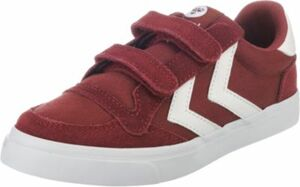 Kinder Sneakers Low STADIL CANVAS MONO LOW JR rot Gr. 30