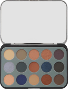 BH Cosmetics  Lidschattenpalette Glam Reflection Smoke - 15 Farben