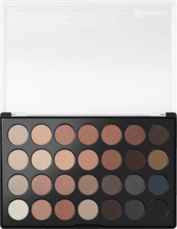 Online-Verkauf Weg sparen Sonderpreis für BH Cosmetics Lidschattenpalette Essential Eyes - 28 Farben
