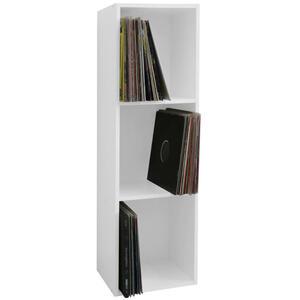 XXXL CD-REGAL Weiß