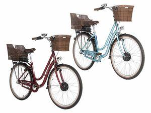 FISCHER E-Bike City Retro ER 1804, 28 Zoll