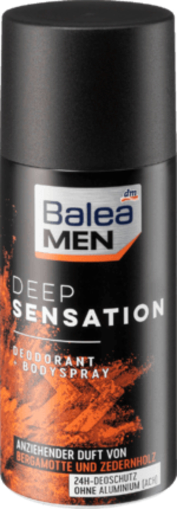 Balea MEN Deospray Deep Sensation