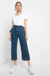 Jeans Culotte