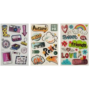 Sticker Lilli Bunt