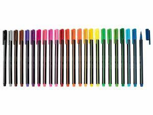 CRELANDO® 24 Pinselstifte