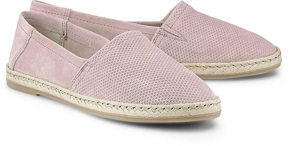 Fashion-Espadrille von COX in rosa für Damen. Gr. 37,38,39
