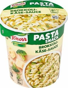 Knorr Snack Becher Pasta in Brokkoli-Käse-Sauce 69 g