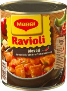 Maggi Ravioli Diavoli 800 g