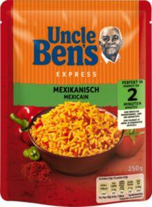 Uncle Bens Expressreis Mexikanisch 250 g