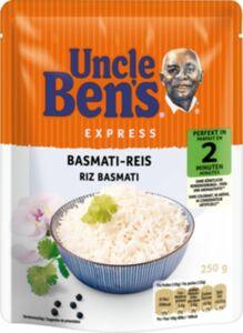 Uncle Bens Expressreis Basmati 250 g