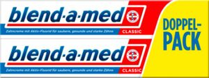 Blend-a-med Zahncreme classic Duo 2x75 ml