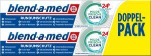 Blend-a-med Zahncreme milde Frische 2x75 ml