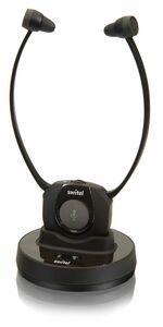 Switel Vita TVL300 Kabelloser TV-Kinnbügel-Kopfhörer