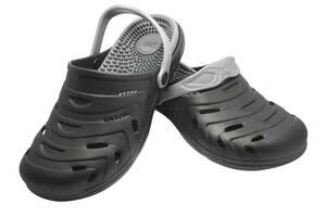 Freizeit Clogs mit Fußreflex-Massage-Sohle Happy Shoes