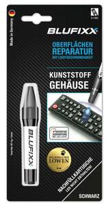 Ersatz-Kartusche 5 g für Reparaturstift PW Kunststoffgehäuse, schwarz Blufixx