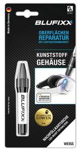 Ersatz-Kartusche 5 g für Reparaturstift PW Kunststoffgehäuse, weiß Blufixx