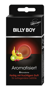 Billy Boy Aromatisierte Kondome 6 Stk