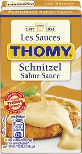 Thomy Les Sauces Schnitzel-Sahne-Sauce 250 ml