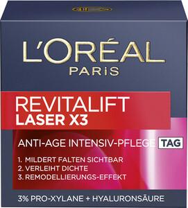 L'Oréal Revitalift Laser x3 Anti-Age Intensiv-Pflege Tag 50 ml