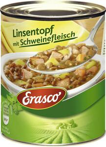 Erasco Linsentopf mit Schweinefleisch 800 g