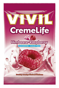 Vivil CremeLife Himbeere zuckerfrei 110 g