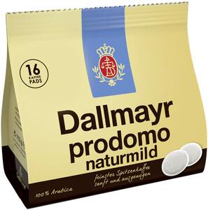 Dallmayr Kaffeepads Prodomo Naturmild 16x 7 g
