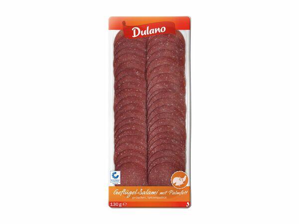 Geflügel-Salami
