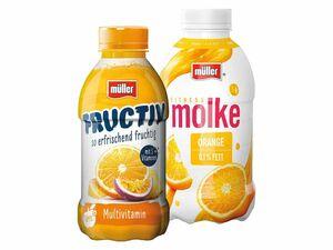 Müller Fructiv/ Fitness Molke