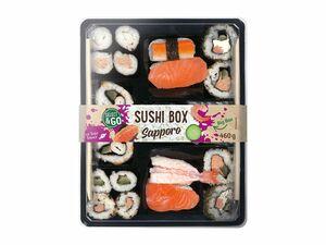 Sushi-Box Sapporo