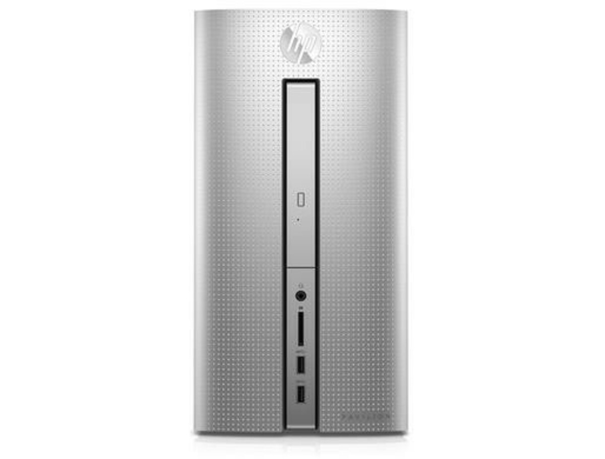 Bild 2 von HP PC Pavillion 570-p530ng | B-Ware - Vorführgerät - Gerät wurde bereits benutzt - Verpackung beschädigt