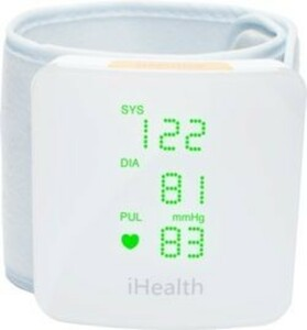 Ihealth Handgelenk Blutdruckmessgerät BP7S | B-Ware - der Artikel ist neu - Verpackung beschädigt