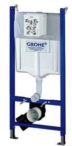 GROHE Wand WC-Element Solido | B-Ware – der Artikel ist neu – Verpackung beschädigt – volle gesetzliche Gewährleistung